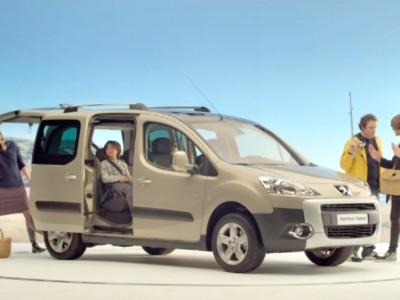 Peugeot – Teepee Partner