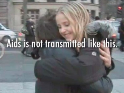 Inpes – Free hugs