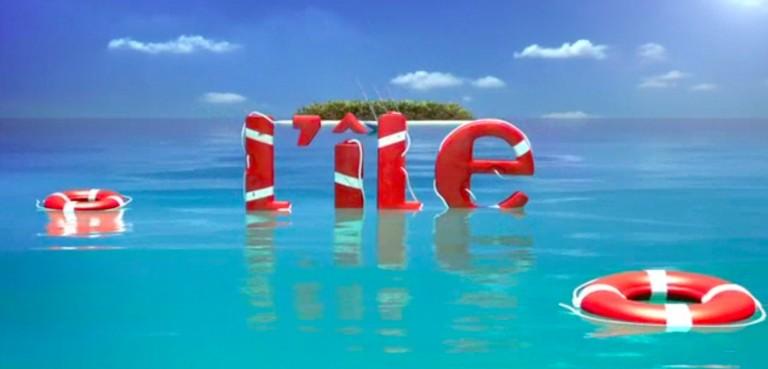 L'Île – pilote F2